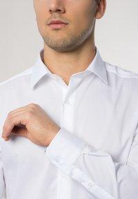 Eterna - SLIM FIT - Formal shirt - white - 1