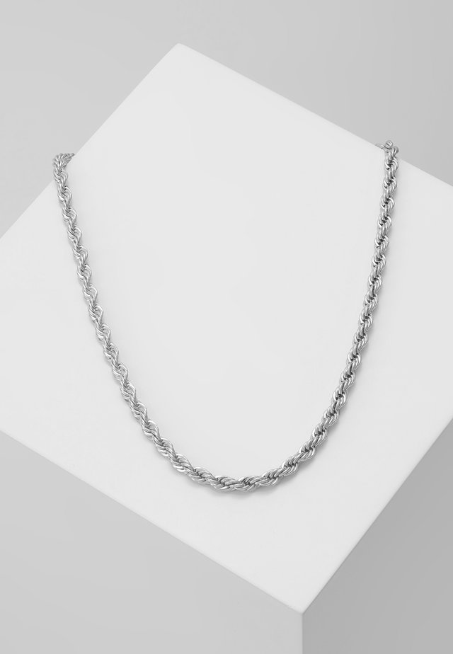 CHASE HEGE NECK - Necklace - silver-coloured