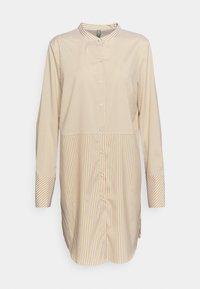 Culture - ABIGAIL - Button-down blouse - olivenite - 0