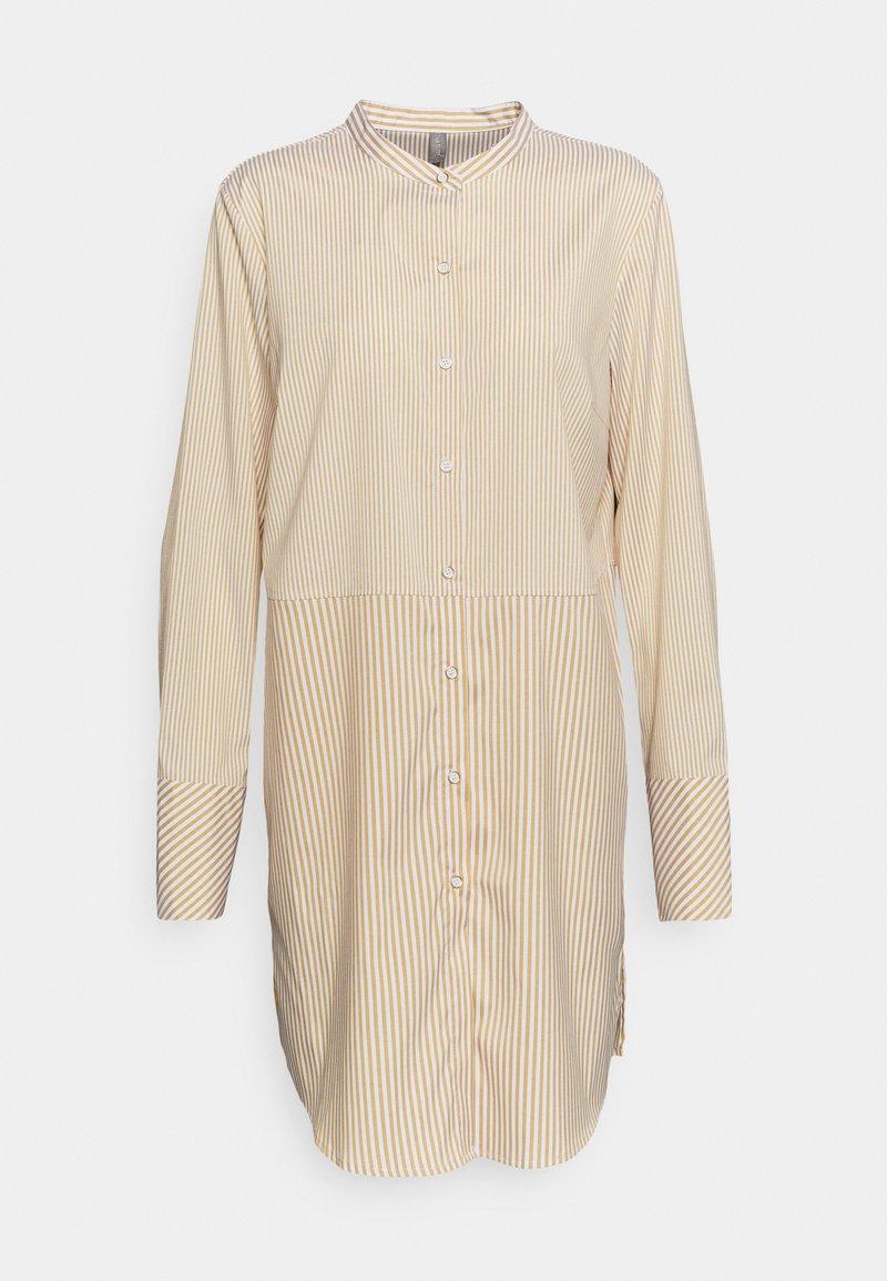 Culture - ABIGAIL - Button-down blouse - olivenite