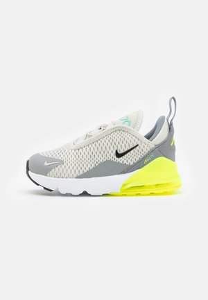 AIR MAX 270 BT UNISEX - Baskets basses - light bone/black/volt/particle grey