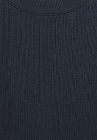 Lee - RIBBED TEE - Print T-shirt - sky captain - 2