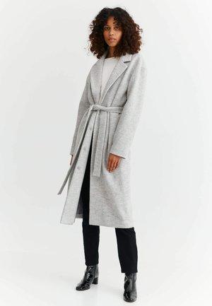 LAURELIA - Klasický kabát - grey