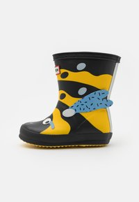 Hunter ORIGINAL - KIDS FIRST WASP CHARACTER BOOT UNISEX - Wellies - sunflower - 0