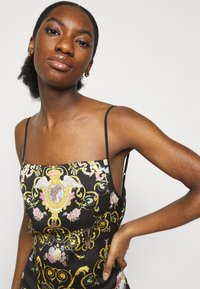 Versace Jeans Couture - LADY DRESS - Koktejlové šaty/ šaty na párty - black - 3