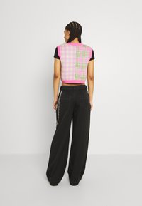 The Ragged Priest - DROPOUT PANT - Trousers - black - 2