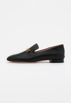 DARCIE FLAT - Slip-ons - black