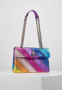 Kurt Geiger London - CRYSTAL KENSINGTON BAG - Across body bag - multi-coloured - 0