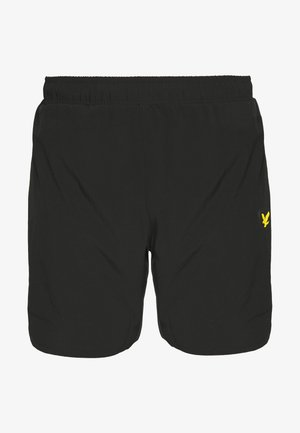 TECH TRAINING SHORTS - Sports shorts - true black