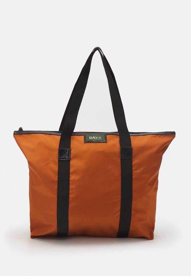 GWENETH BAG - Shopper - caramel