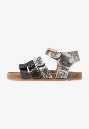 GIORGIA - Sandals - black