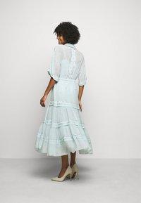 Temperley London - ABBEY DRESS - Společenské šaty - powder blue - 2