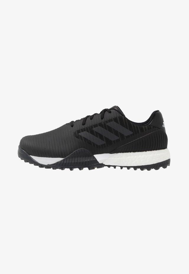 CODECHAOS SPORT - Golf shoes - core black/dark grey heather/solid grey/glory blue