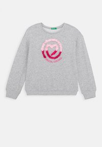 Benetton - FUNZIONE GIRL - Sweatshirt - grey - 0