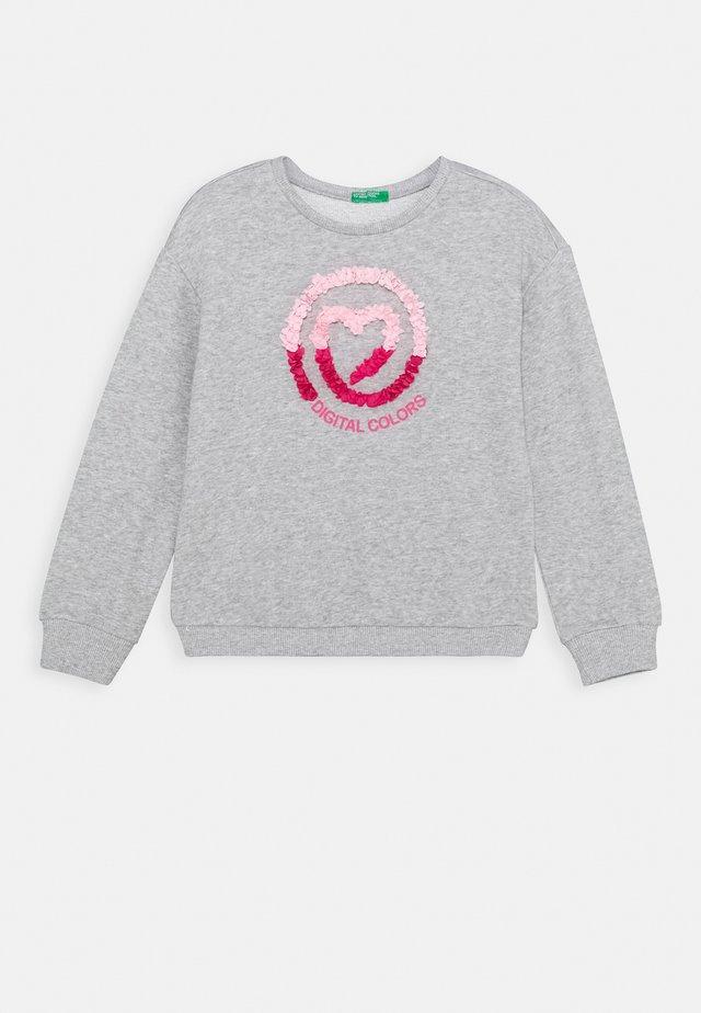 FUNZIONE GIRL - Sweatshirt - grey
