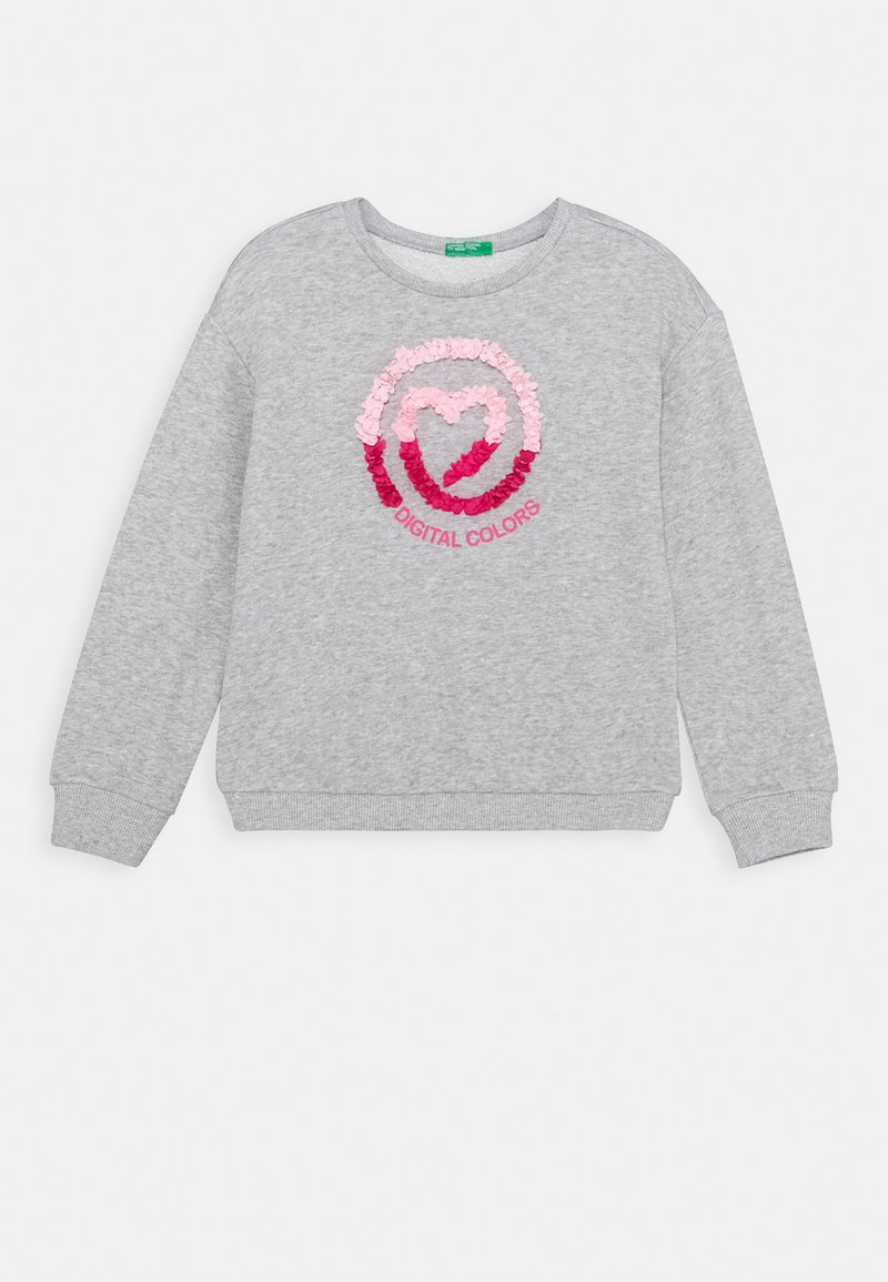 Benetton - FUNZIONE GIRL - Sweatshirt - grey