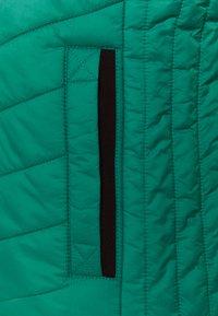 TOM TAILOR - LIGHT WEIGHT VEST - Väst - slate blue green - 2