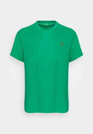 T-shirt - bas - scarab green
