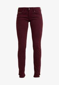 Pepe Jeans - KATHA - Trousers - bordeaux - 4