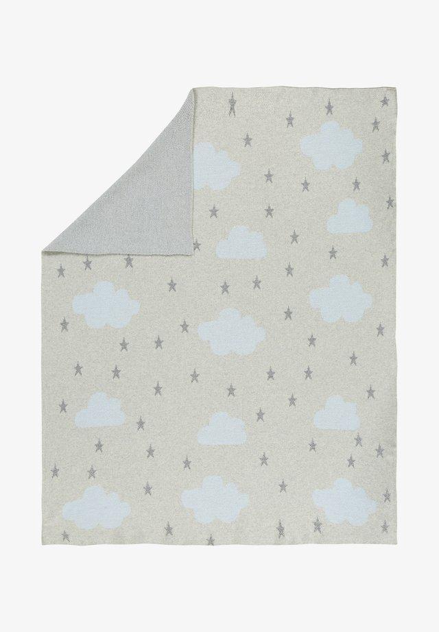 Babydeken - starlight blue