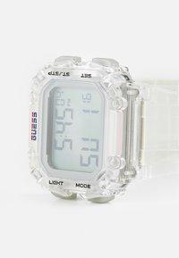 Guess - UNISEX - Digital watch - white - 3
