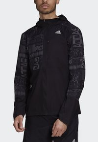 adidas Performance - OWN THE RUN REFLECTIVE JACKET - Training jacket - black - 4