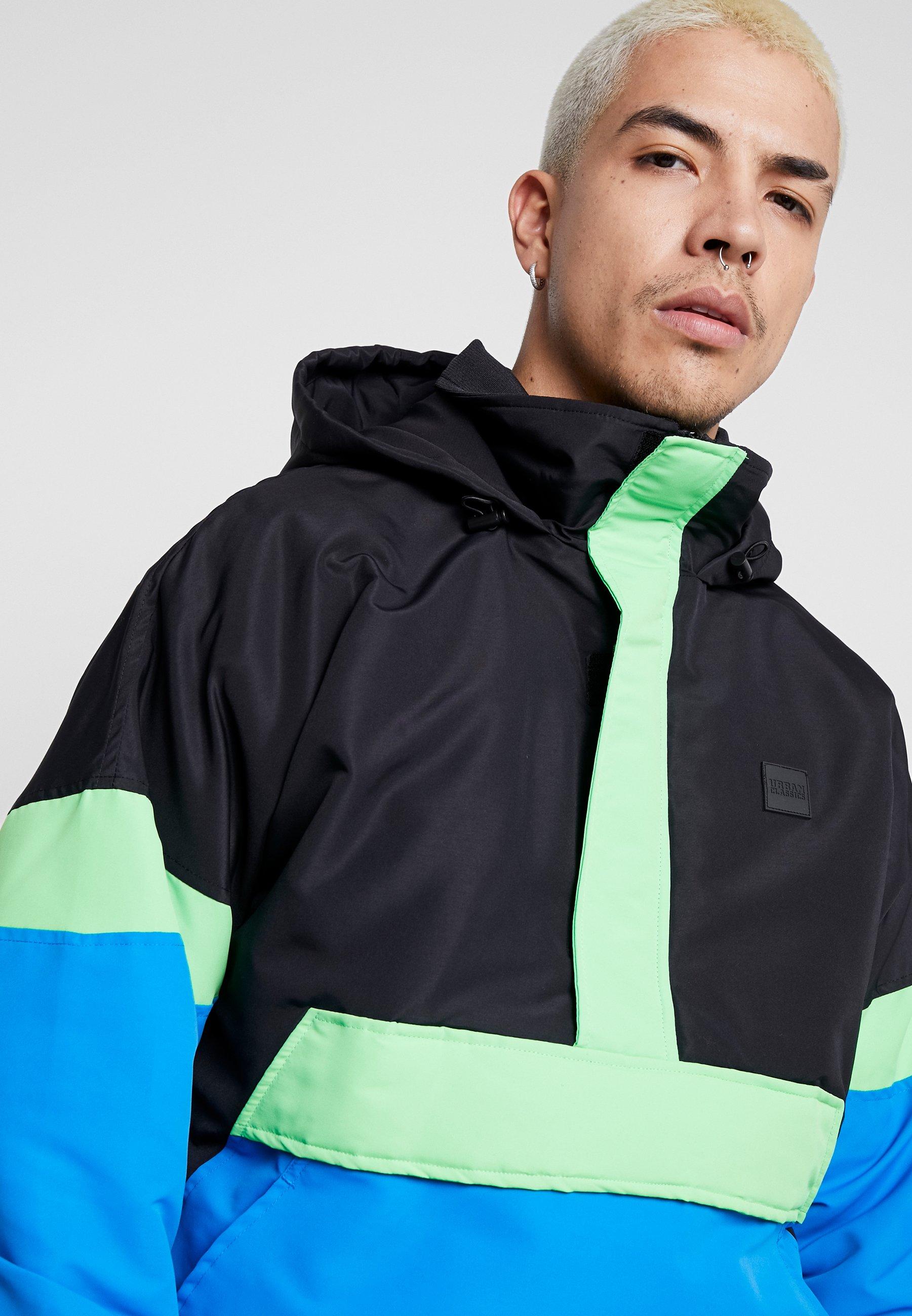 Men TONE MIX PULL OVER  - Light jacket