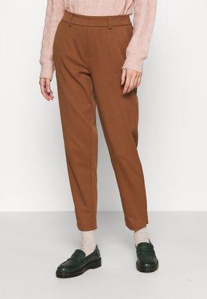 OBJLISA - Trousers - partridge