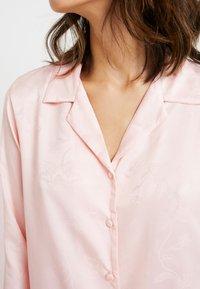 Hunkemöller - JACKET PAISLEY - Nattøj trøjer - cloud pink - 5