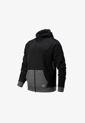 Training jacket - heather charcoal