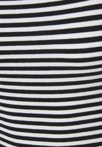 Anna Field - 2 PACK - Topper - white/black - 4