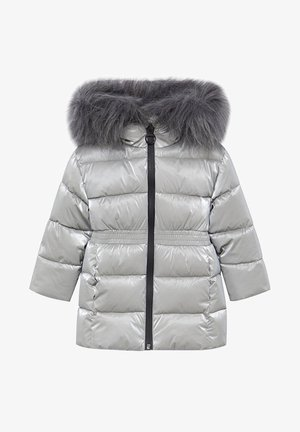 Winter jacket - silber