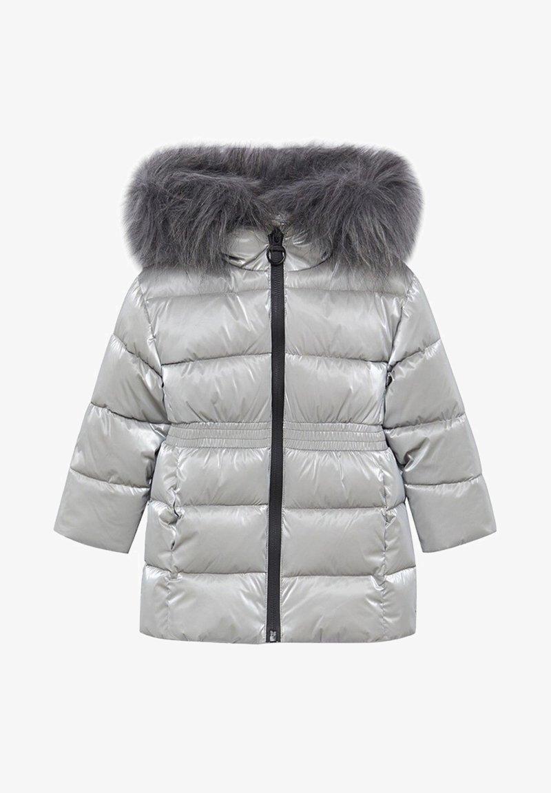 Mango - Winter jacket - silber