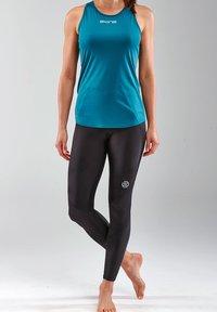 Skins - Sports shirt - teal - 1
