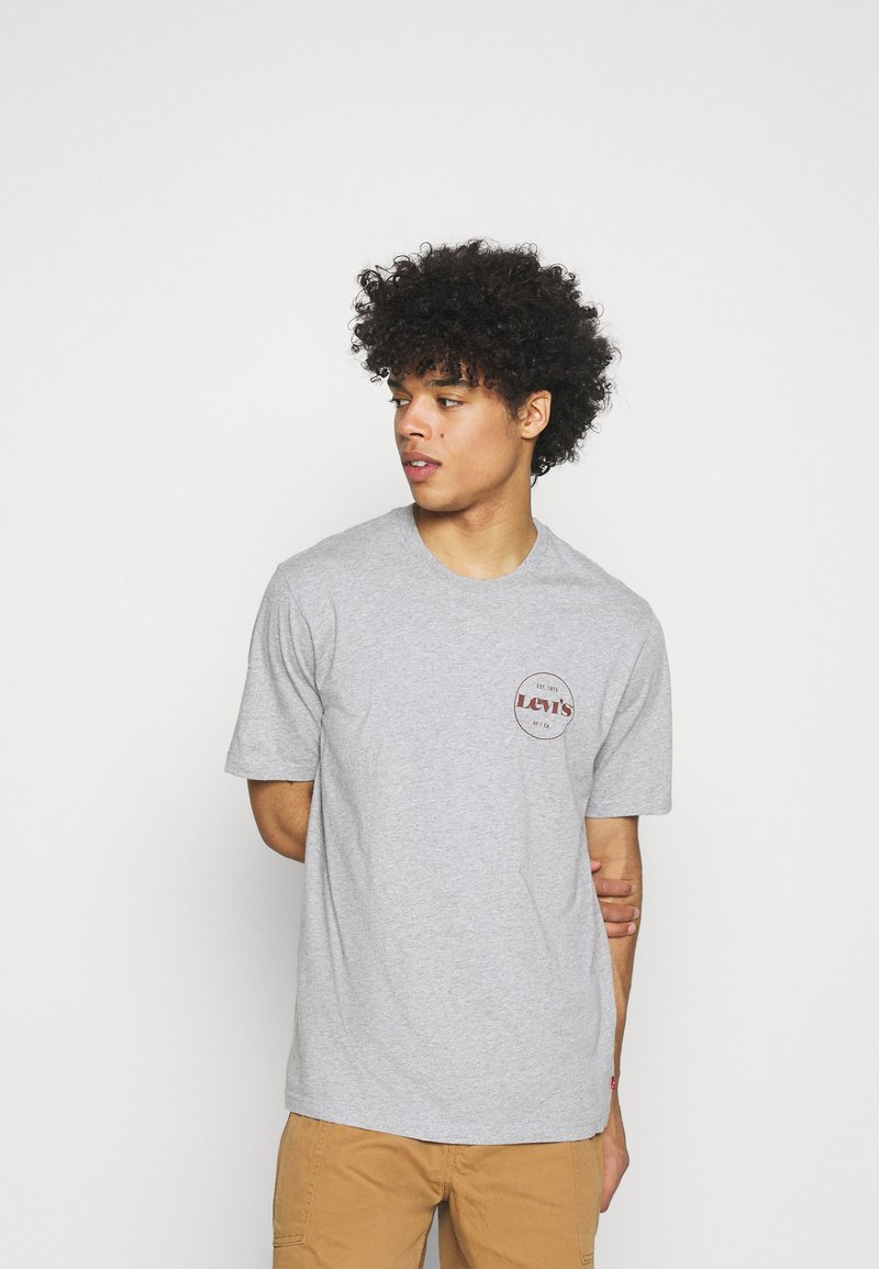 Levi's® - RELAXED FIT TEE - T-shirt con stampa - neutrals