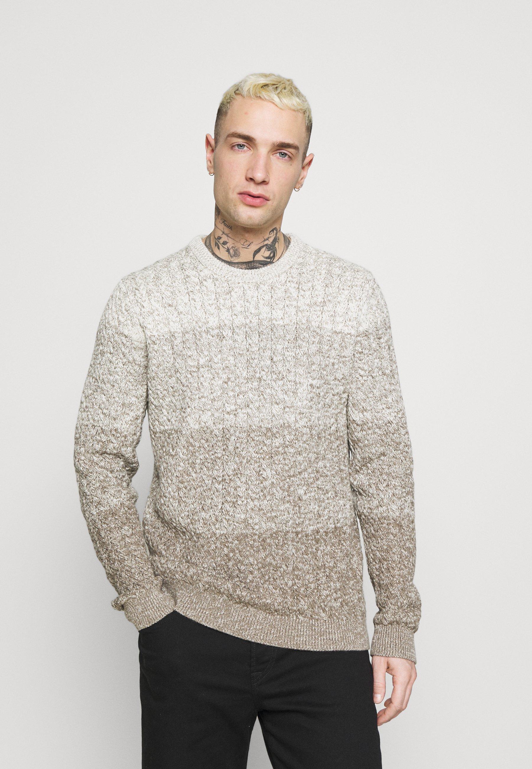 Homme Pullover - cream beige