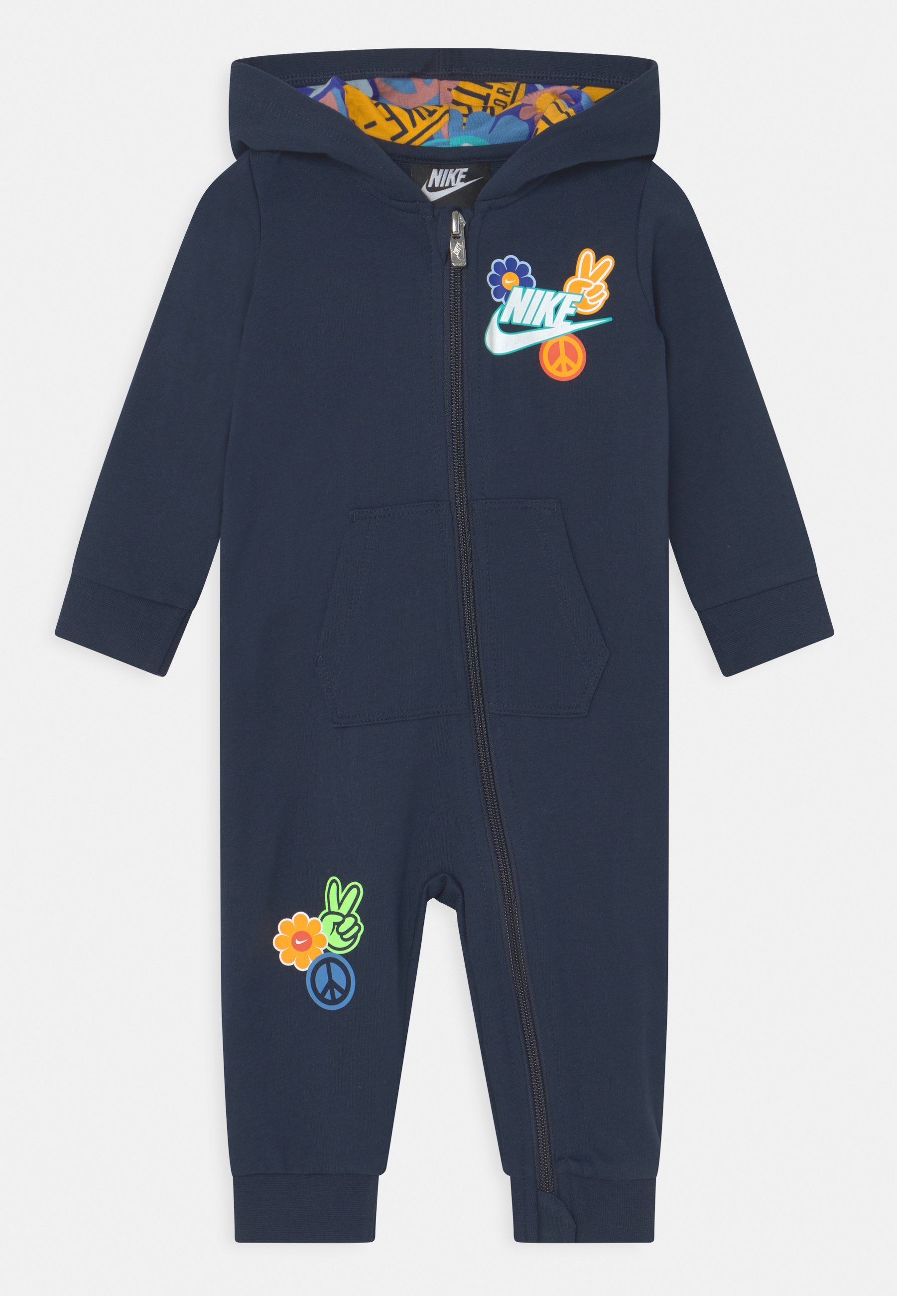 Kinder FLOWER CHILD HOODED COVERALL UNISEX - Jumpsuit