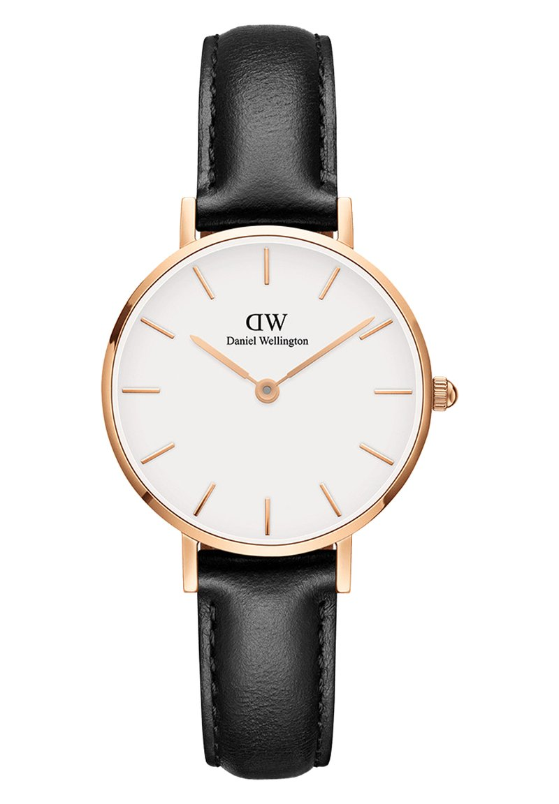 Daniel Wellington - Petite Sheffield 28mm - Uhr - rose gold-coloured