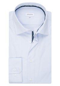 Seidensticker - SLIM - Formal shirt - blau - 4