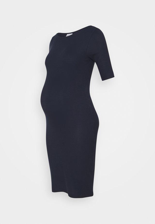 MLSANNY DRESS - Jerseykjoler - navy blazer