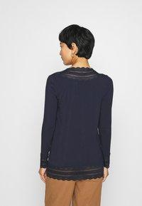 Rosemunde - CARDIGAN - Summer jacket - dark blue - 2