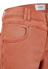 Angels - Jeans Skinny Fit - burned-orange denim - 2