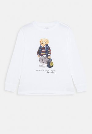 Camiseta de manga larga - white
