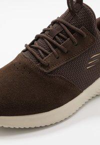 Skechers Sport - BOUNDER - Baskets basses - brown - 5
