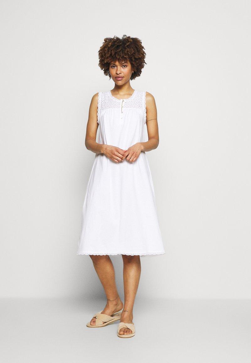 Marks & Spencer London - NIGHTDRESS - Nightie - white