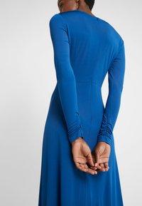 Escada - DAHLIAS - Vestito di maglina - patchouli blue - 4