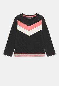 Lemon Beret - TEEN GIRLS - Sweater - black - 0