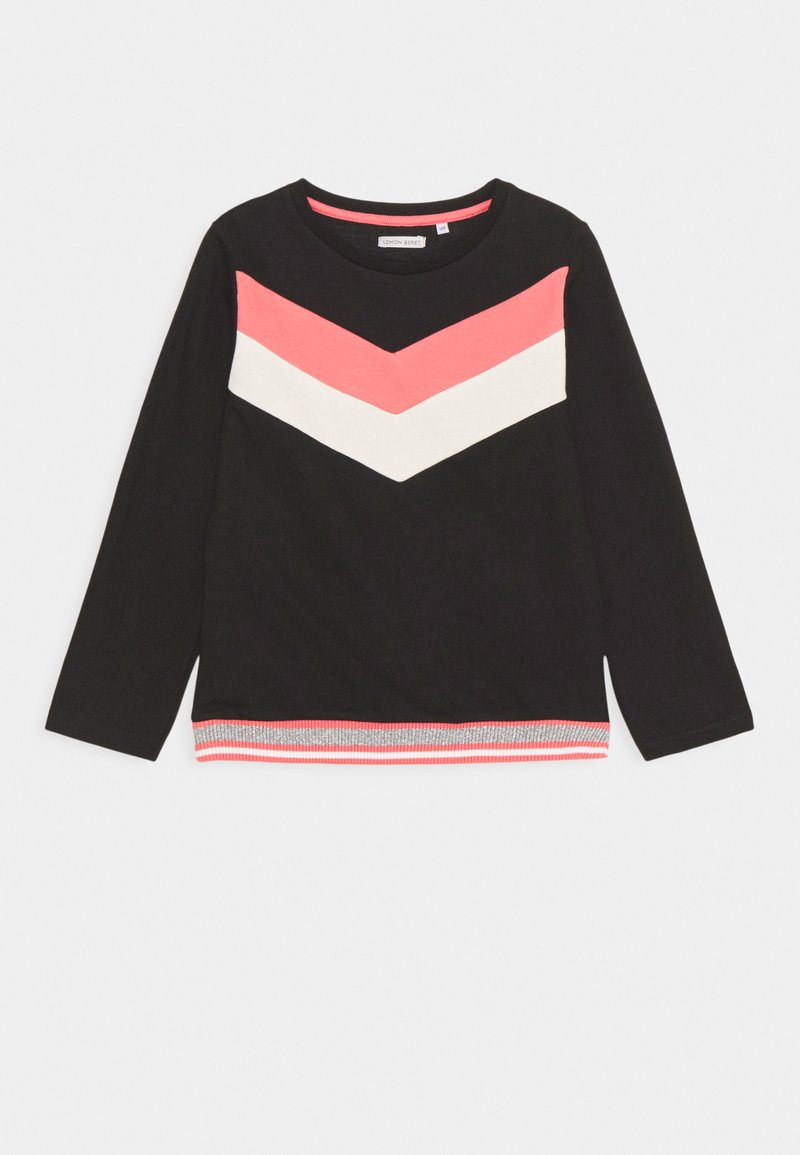 Lemon Beret - TEEN GIRLS - Sweater - black