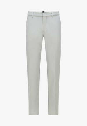 KAITO-TRAVEL - Suit trousers - light grey
