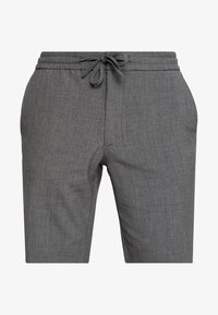 Lindbergh - RELAXED SUIT - Short - grey mix - 4